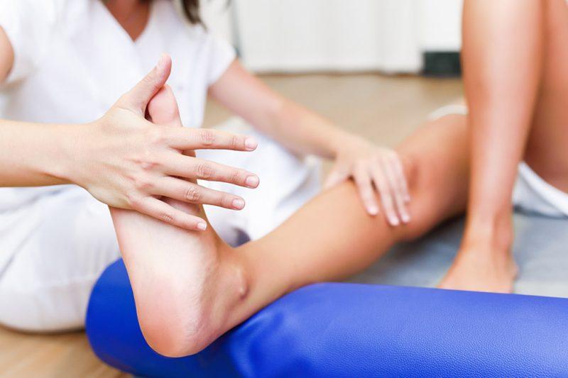 Seduta di Fisioterapia Pianeta Salute